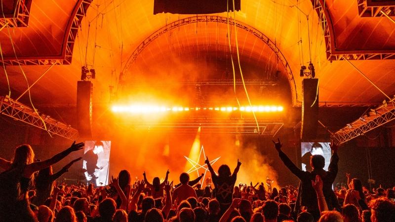 Bring Me The Horizon - First Love World Tour (Photo by David Stewart)