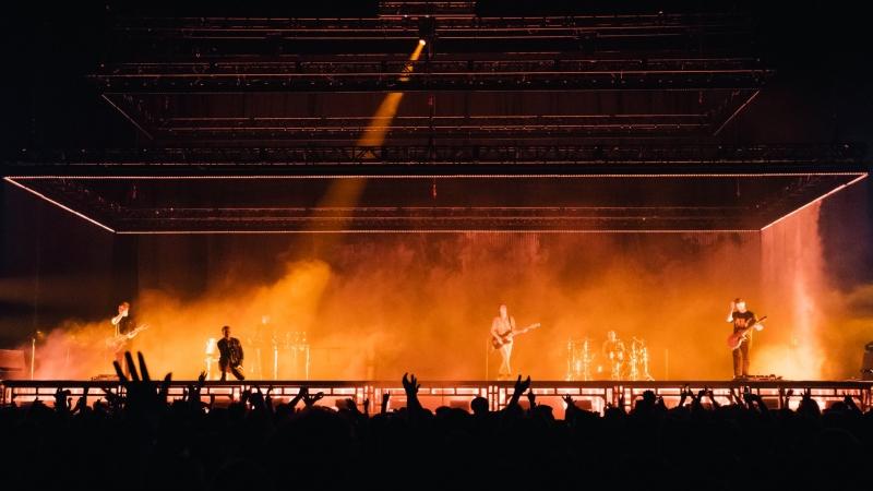 Bring Me The Horizon - First Love World Tour