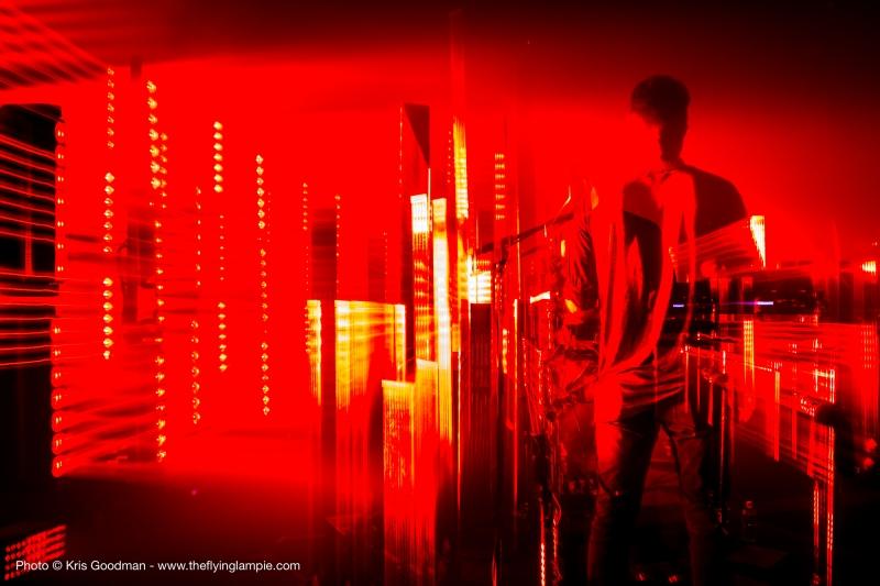 Hudson Mohawke - Lantern Live Tour