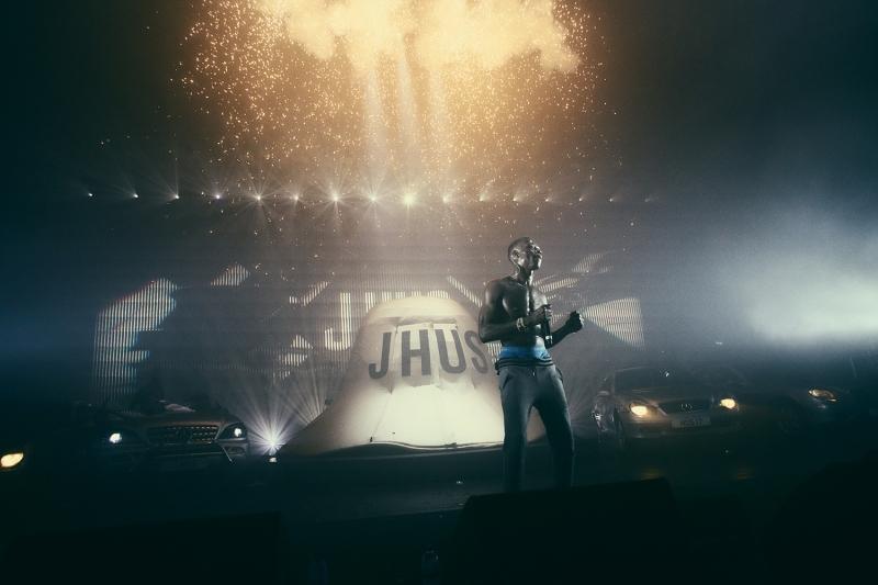 J Hus Common Sense Tour
