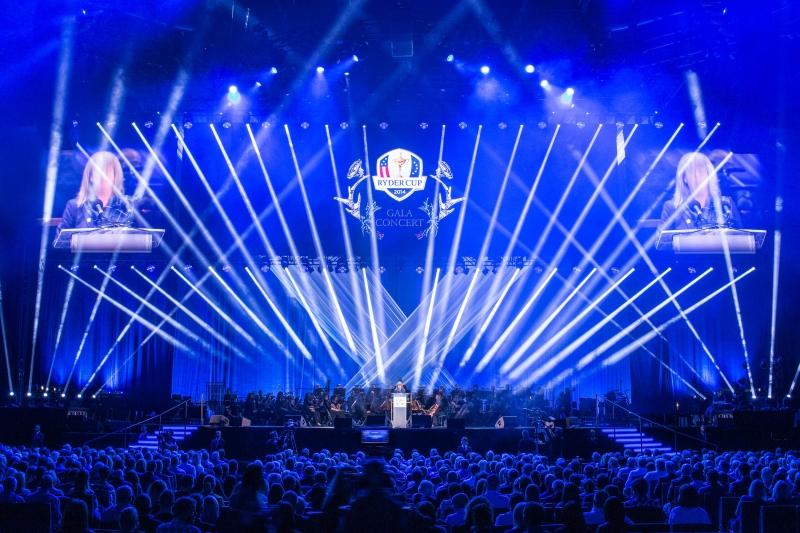 Ryder Cup Gala Concert 2014