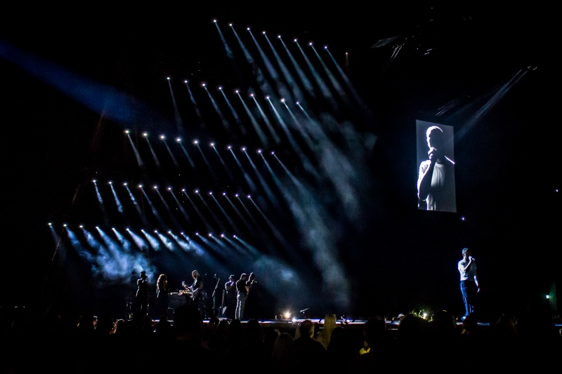 Sam Smith The Thrill Of It All Tour