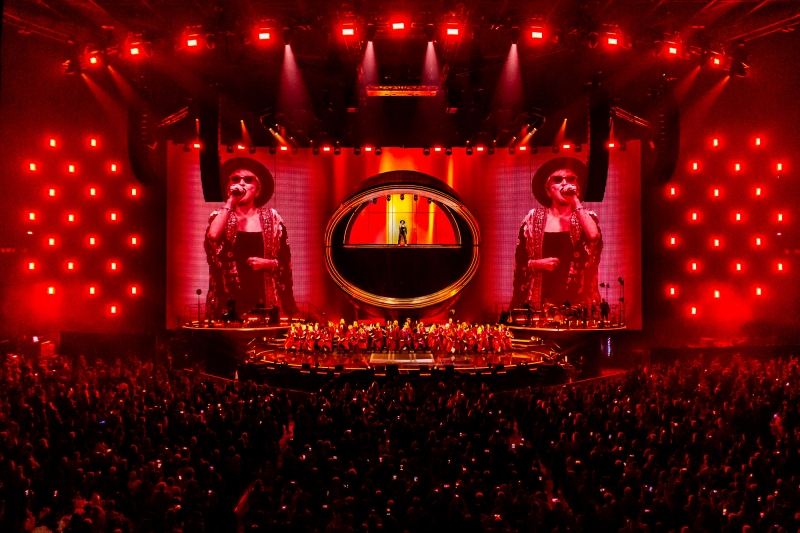 Take That, Greatest Hits Live