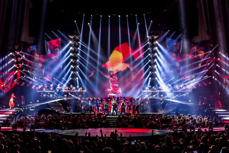 Take That Live 2015