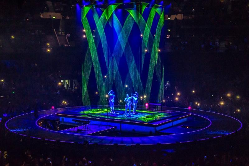 Take That Wonderland Live