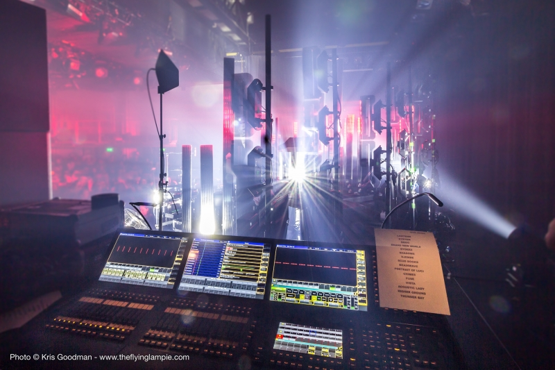 Hudson Mohawke - European Tour 2015