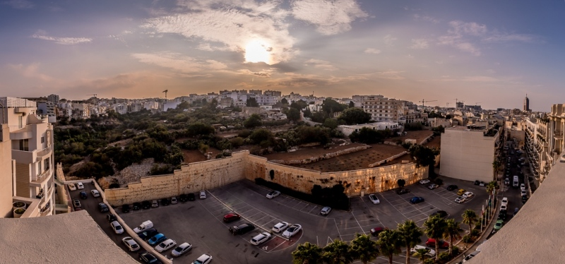 Le Meridan - St Julians, Malta