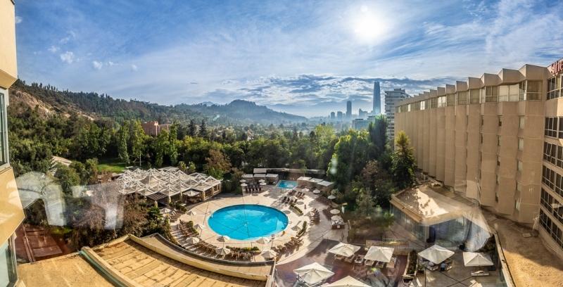 Sheraton Santiago Hotel - Santiago, Chile