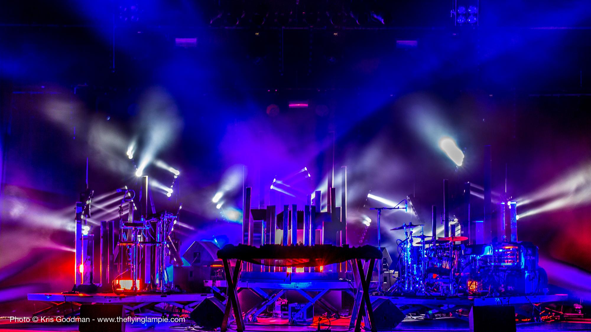 Hudson Mohawke Lantern Live Tour
