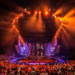 Take That Live 2015 by Kris Goodman, The Flying Lampie